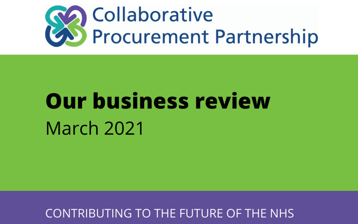 Business Review March 2021
